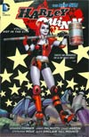 Harley Quinn (New 52) Vol 1 Hot In The City HC