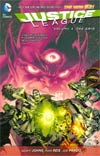 Justice League (New 52) Vol 4 The Grid TP