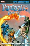 Fantastic Four Worlds Greatest Comic Magazine TP (Marvel Epic Collection Vol 1)