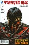 Forever Evil #6 Cover G 2nd Ptg David Finch Variant Cover