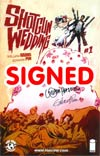 Shotgun Wedding #1 Cover B Incentive Signed