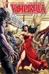Vampirella Vol 5 #1 Cover H Variant Midtown Comics Retailer Shared Exclusive Cover