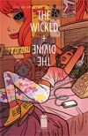 Wicked + The Divine #1 Cover C Variant Bryan Lee O Malley Cover