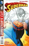 Superman By Geoff Johns & John Romita Jr Directors Cut #1