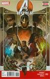 Avengers World #12