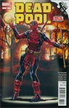 Deadpool Vol 4 #34 Cover A Regular Mark Brooks Cover