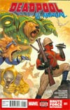 Deadpool Vol 4 Bi-Annual #1