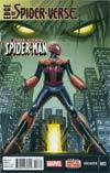 Edge Of Spider-Verse #3 Cover A 1st Ptg Regular Dustin Weaver Cover