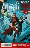 Uncanny Avengers #24 (March To AXIS Tie-In)