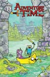 Adventure Time #32 Cover B Variant Tait Howard Subscription Cover