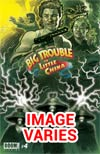 Big Trouble In Little China #4 Cover A/B Regular Covers (Filled Randomly)
