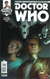 Doctor Who 11th Doctor #4 Cover A Regular Verity Glass Cover