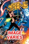 George Perezs Sirens #1 Cover A/B Regular Covers (Filled Randomly)