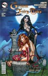 Grimm Fairy Tales Halloween Special 2014 Cover C Michael Dooney