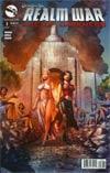 Grimm Fairy Tales Presents Realm War #3 Cover C Renato Rei (Age Of Darkness Tie-In)