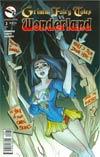 Grimm Fairy Tales vs Wonderland #3 Cover C Mirka Andolfo