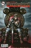 Grimm Fairy Tales Presents Wonderland Vol 2 #27 Cover C Mike Krome