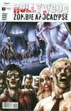 Hollywood Zombie Apocalypse #1 Cover D Talent Caldwell