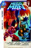 Mega Man Vol 2 #41 Cover B Variant Movie Poster Cover