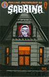 Sabrina Vol 3 #1 Cover A 1st Ptg Regular Robert Hack Die-Cut Cover