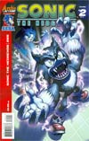 Sonic The Hedgehog Vol 2 #265 Cover A Regular Tracy Yardley Cover