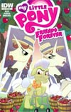My Little Pony Friends Forever #9 Cover B Variant Tony Fleecs Subscription Cover