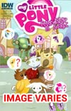 My Little Pony Friendship Is Magic #23 Cover A/B Regular Covers (Filled Randomly)