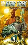 Star Trek (IDW) #37 Cover A Regular Tony Shasteen Cover