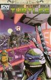 Teenage Mutant Ninja Turtles Turtles In Time #4 Cover B Variant Dan Duncan Subscription Cover