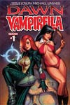 Dawn Vampirella #1 Cover A Regular Joseph Michael Linsner Cover