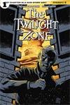 Twilight Zone Vol 5 #9 Cover A Regular Francesco Francavilla Cover