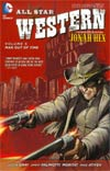 All Star Western (New 52) Vol 5 Man Out Of Time TP