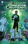 Green Lantern (New 52) Vol 4 Dark Days TP