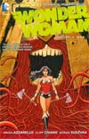 Wonder Woman (New 52) Vol 4 War TP
