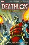 Deathlok The Demolisher Complete Collection TP