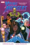 Young Avengers By Kieron Gillen & Jamie McKelvie Omnibus HC Book Market Jamie McKelvie Cover