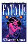 Fatale Vol 5 Curse The Demon TP