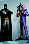 DC Masterpiece Figurine Collection Magazine #1 Batman 75th Anniversary Set