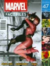 Marvel Fact Files #47 Mary Jane