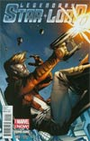 Legendary Star-Lord #1 Cover F Variant Mahmud Asrar Cover