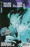 Valiant First Pullbox Preview - Death-Defying Doctor Mirage #1