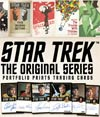Star Trek The Original Series Portfolio Prints Trading Cards Pack