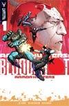 Armor Hunters Bloodshot #1 Cover E Incentive Trevor Hairsine Armor Hunters Variant Cover