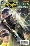 Batman 66 Meets Green Hornet #5