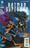 Batman Superman #15 Cover B Variant Jon Bogdanove Monsters Cover