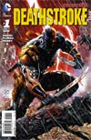 Deathstroke Vol 3 #1 Cover A 1st Ptg Regular Tony S Daniel Cover