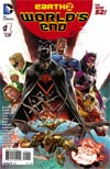 Earth 2 Worlds End #1 Cover A Regular Ardian Syaf Cover
