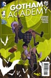 Gotham Academy #1 Cover A 1st Ptg Regular Karl Kerschl Cover