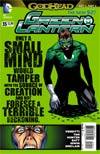 Green Lantern Vol 5 #35 Cover A Regular Billy Tan Cover (Godhead Act 1 Part 2)