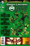 Green Lantern Corps Vol 3 #35 Cover A Regular Bernard Chang Cover (Godhead Act 1 Part 3)